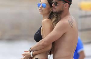 Wesley Sneijder papa : Sa sublime Yolanthe a donné naissance à une petite fille