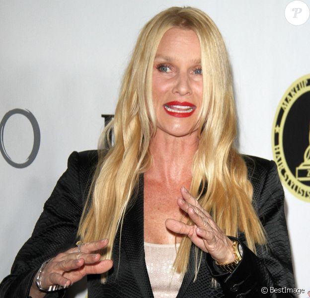 "Nicollette Sheridan assiste à la soirée ""Makeup Artists and Hair Stylists Guild Awards"" à Hollywood, le 15 février 2014"