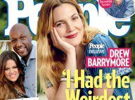Drew Barrymore, cash, parle de sa dépression après bébé