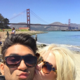 EnjoyPhoenix et son  boyfriend  Anil, alias Wartek.
