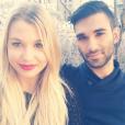 La star du web EnjoyPhoenix et son  boyfriend  Anil, alias Wartek.