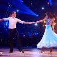 Sophie Vouzelaud et Maxime Dereymez -  Danse avec les stars 6 , prime du 24 octobre 2015 sur TF1.