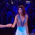 La belle Sophie Vouzelaud et Maxime Dereymez -  Danse avec les stars 6 , prime du 24 octobre 2015 sur TF1.