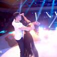 Loïc Nottet et Denitsa Ikonomova -  Danse avec les stars 6 , prime du 24 octobre 2015 sur TF1.