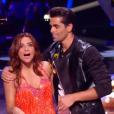 Priscilla Betti et Christophe Licata   -  Danse avec les stars 6 , prime du 24 octobre 2015 sur TF1.