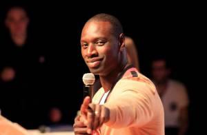 Comic Con 2015 : Omar Sy fait le show pour CéKeDuBonheur face à Sofia Essaïdi