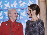 Princesse Mary et Margrethe II : Complices pour l'envol des colombes de Noël