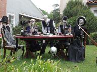 Halloween : Les stars mettent le paquet dans leurs villas !