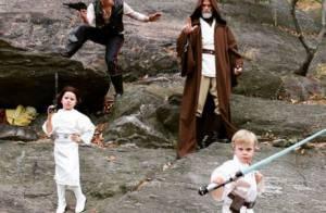 Neil Patrick Harris : Ses jumeaux, craquants, en mode Star Wars pour Halloween