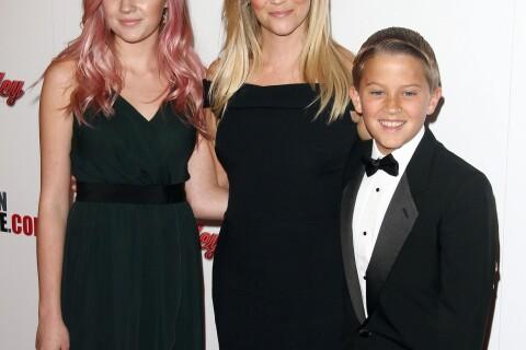 Reese Witherspoon : Sa fille Ava et son fils Deacon brillent à ses côtés
