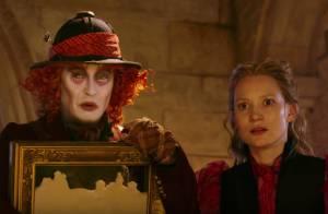 Johnny Depp, délirant et de retour avec Alice,