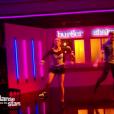 Loïc Nottet et Denitsa, dans  Danse avec les stars  saison 6, le vendredi 6 novembre 2015.