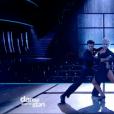 Vincent Niclo et Katrina, dans  Danse avec les stars  saison 6, le vendredi 6 novembre 2015.