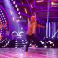 EnjoyPhoenix et Yann Alrick, dans  Danse avec les stars  saison 6, le vendredi 6 novembre 2015.