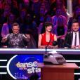 Les juges dans  Danse avec les stars  saison 6, le vendredi 6 novembre 2015.