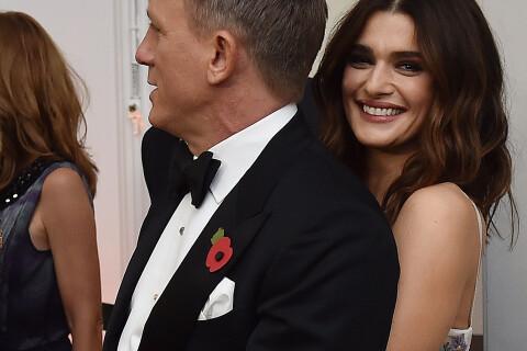 """Daniel Craig : Rachel Weisz, la véritable amoureuse de la star de """"Spectre"""""""