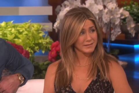 Ellen DeGeneres : Surprise par Jennifer Aniston et Justin Timberlake...