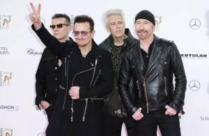 Attentats à Paris : U2 au Bataclan pour rendre hommage aux victimes