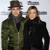 Jennifer Aniston et Justin Theroux : Les jeunes mariés décontractés et complices