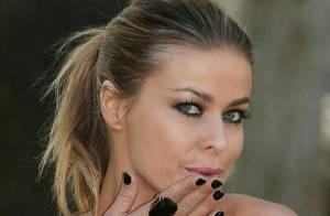 REPORTAGE PHOTOS : Carmen Electra peut être sexy sans être too much !