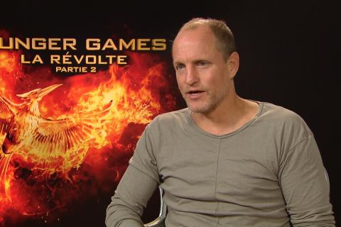 Woody Harrelson: Ses confidences sur Jennifer Lawrence, Hunger Games, ses filles