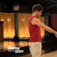 Vincent Niclo et Katrina Patchett dans  Danse avec les stars 6 , sur TF1, le 21 novembre 2015.