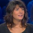 Estelle Denis, invitée de  Salut les Terriens  le 14 novembre 2015 (émission déprogrammée suite aux attentats à Paris).