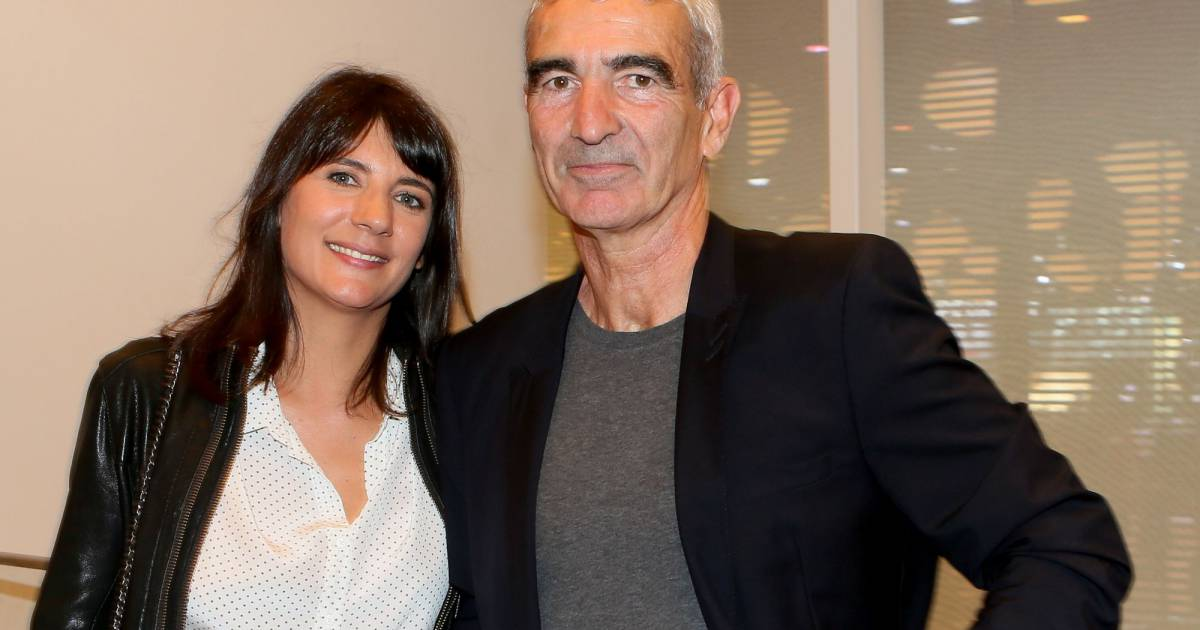 Estelle denis et raymond domenech paris le 2 octobre - Raymond domenech estelle denis ...