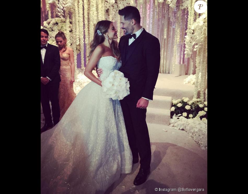 Bien connu Sofia Vergara : Son mariage de princesse avec Joe Manganiello LL48