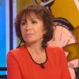 """Danièle Evenou dans l'émission """"On a tous en nous quelque chose de Jacques Martin"""", sur France 2, le 21 novembre 2015."""