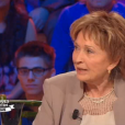 """Marion Game dans l'émission """"On a tous en nous quelque chose de Jacques Martin"""", sur France 2, le 21 novembre 2015."""