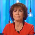 """Danièle Evenou face à Marion Game dans l'émission """"On a tous en nous quelque chose de Jacques Martin"""", sur France 2, le 21 novembre 2015."""