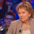 """La comédienne Marion Game dans l'émission """"On a tous en nous quelque chose de Jacques Martin"""", sur France 2, le 21 novembre 2015."""
