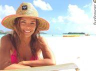 Marine Lorphelin : Les coulisses de son week-end à Bora Bora avec son chéri