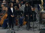 Hommage aux victimes des attentats : Nolwenn, Yael et Camélia bouleversantes...