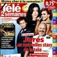 Télé 2 Semaines  - édition du 27 novembre 2015.