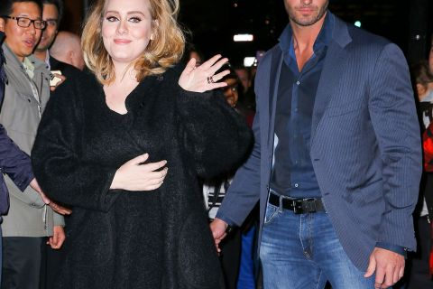 Adele : Son garde du corps Peter Van der Veen, carrément hot, enflamme la Toile