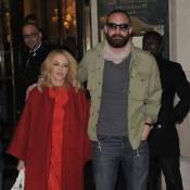 Kylie Minogue à Paris : Escapade avec son jeune chéri et duo avec M. Pokora