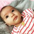 Jagger Snow, la fille d'Ashlee Simpson et son mari Evan Ross / photo postée sur Instagram au mois d'octobre 2015.