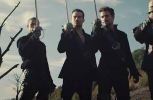 Les 3 Mousquetaires : Damien Sargue et ses frères enchantent avec