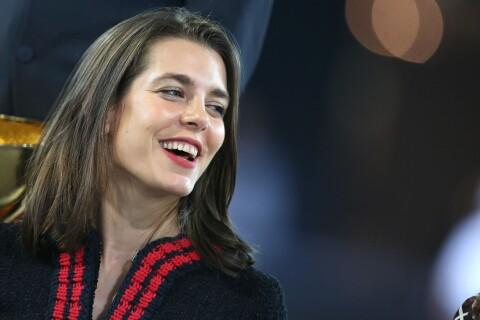 Charlotte Casiraghi : Beauté royale devant Guillaume Canet et sa nièce Paloma