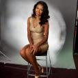 Flora Coquerel : tout simplement divine à Las Vegas pour le concours Miss Univers 2015