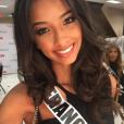 Flora Coquerel représente la France à Las Vegas pour le concours Miss Univers 2015