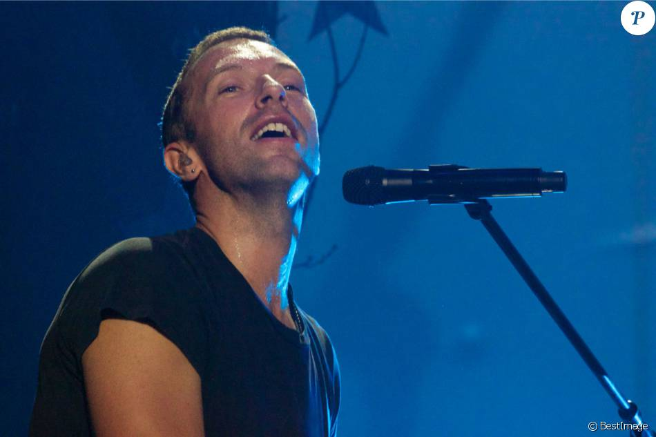 Concert coldplay au casino de paris