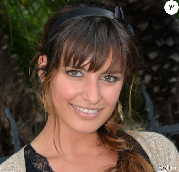 Laetitia Milot poses during 2013 Book Festival in Nice, France, on June 9, 2013. Photo by Patrice Masante/ABACAPRESS.COM17/06/2013 - Nice