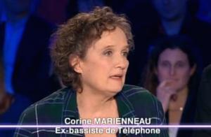 Corine Marienneau (Téléphone) dans ONPC :