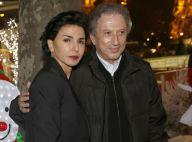 Michel Drucker et Rachida Dati : La tour Eiffel leur déroule un tapis de glace !