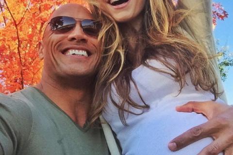 Dwayne Johnson à nouveau papa : Un joli prénom de princesse pour sa fille
