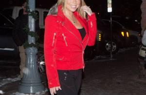 Mariah Carey comblée à Aspen avec son chéri James Packer et ses enfants