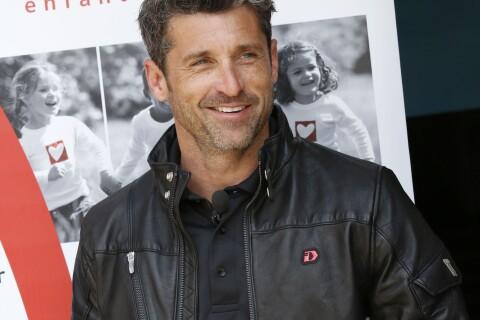 Patrick Dempsey : Viré de Grey's Anatomy, mais heureux et pas rancunier !
